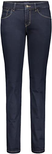 MAC Damen Straight Leg Jeanshose Carrie Pipe