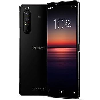Sony Xperia 1 II 5G (XQ-AT52) Global Edition / 8GB+256GB / Dual SIM Free (Black/Black)
