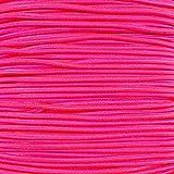 West Coast Paracord Bungee Elastic Nylon Shock Cord (1/8 Inch x 10 Feet, Neon Pink)
