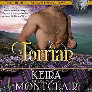 Torrian audiobook cover art