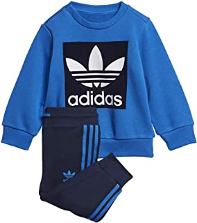Adidas Infant & Toddler Originals Crew Sweatshirt Set