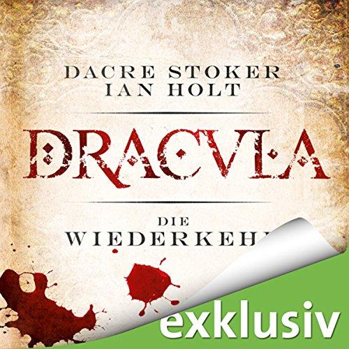 Dracula - die Wiederkehr audiobook cover art