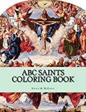 ABC Saints Coloring Book (St. Jerome Library Coloring Books) (Volume 1)