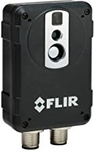FLIR 71201-0101 Model AX8 Thermal Imaging Camera For Continuous Condition and Safety Monitoring, IR resolution 80x60 pixels, Field of view (FOV) 48° x 37°, Built-in Digital Camera 640x480
