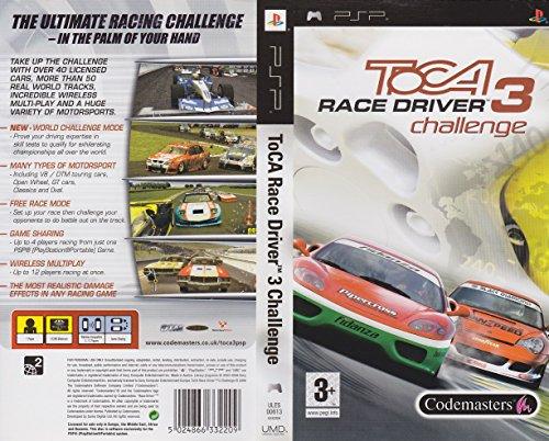 TOCA Race Driver 3 Challenge (PSP) [UK IMPORT]