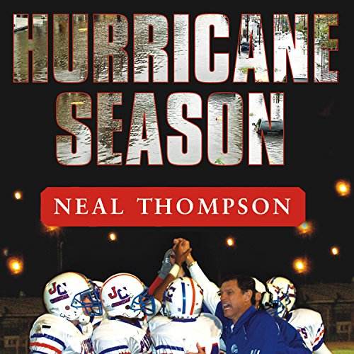 Hurricane Season audiobook cover art
