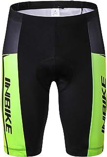 Pantalones Cortos De Bicicleta Ciclismo Verano para Hombre con Gel Acolchado Ropa Interior Short MTB