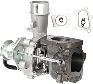 Qiilu Turbo Turbocharger, K0422‑582 Turbo Turbocharger 53047109904 Fit for CX‑7 2.3L Engines 2007‑2010