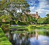 Gartenkalender - Berühmte englische Gärten 2017 Wandkalender Format 38 x 35,5 cm: Von Sissinghurst bis Mottisfond