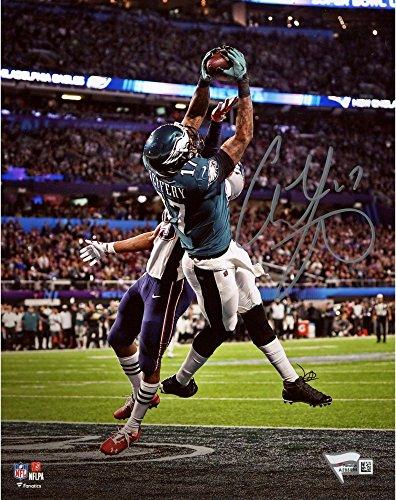 """Alshon Jeffery Philadelphia Eagles Autographed 8"""" x 10"""" Super Bowl LII Champions Photograph - Fanatics Authentic Certified"""