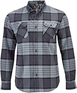 Dakine Men's Reid Tech Flannel - Lead - Medium