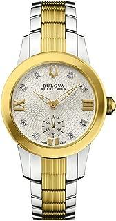 Accutron Masella Two-tone Ladies Watch 65P100