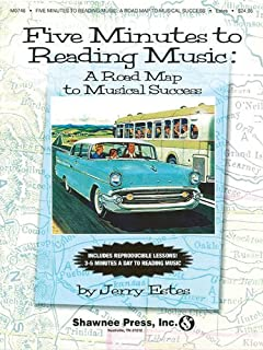 Five Minutes to Reading Music - A Roadmap to Musical Success: Five Minutes Series