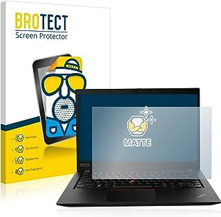 BROTECT Antireflecterende Beschermfolie compatibel met Lenovo ThinkPad T14s Gen 1 Anti-Glare Screen Protector, Mat, Ontspi...