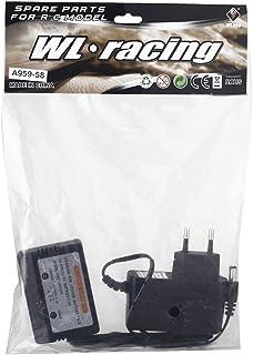 Original Wltoys A949 A959 A969 A979 K929 1/18 Rc Car Charger EU Plug A949 58 Part for Wltoys RC Car Part (Wltoys A949 A959...