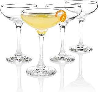 Algonquin Cocktail Glass (