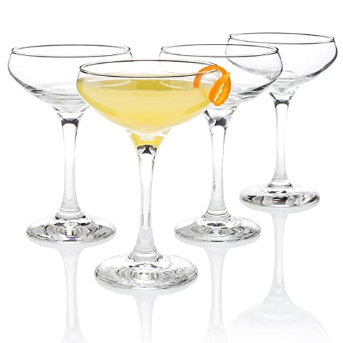"Algonquin Cocktail Glass (""Entertaining Set"" of 4)"