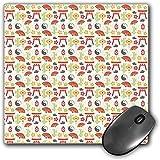 Mouse Pad Gaming Funcional Jardín zen Alfombrilla de ratón gruesa impermeable para escritorio...