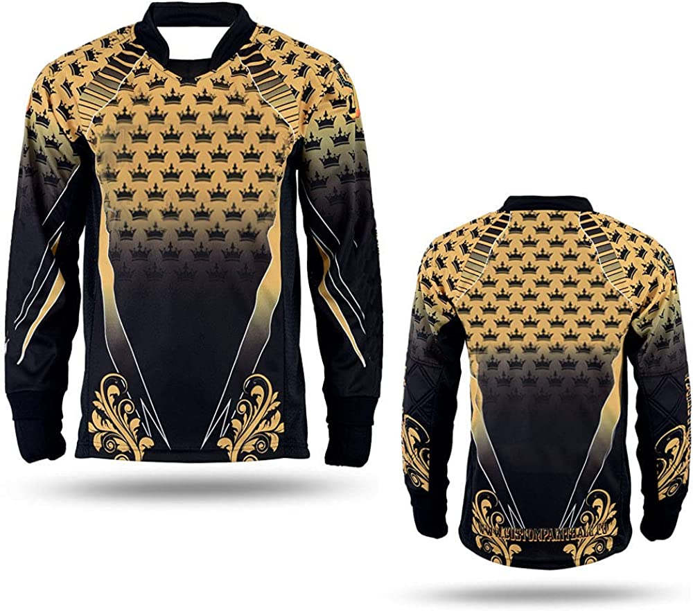 Tampa Mall Cash special price Sigma Sports Nexo Long Sleeve Jerse Padded Lightweight Paintball