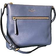 Kate Spade Jackson Top Zip Soft Leather Crossbody Bag Purse Handbag