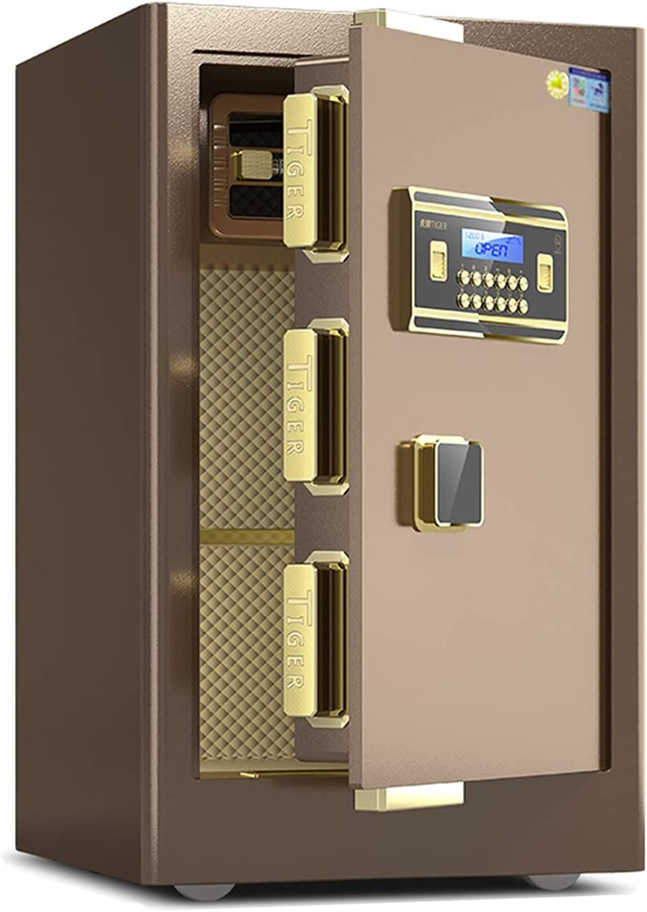 Safes Hua Fireproof and Oklahoma City SALENEW very popular! Mall Electronic Large 70cm Anti-Theft