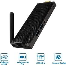 $244 Get AWOW AK34 Mini PC Windows 10 Home Mini Desktop Computer Intel Celeron N3450/6GB DDR4/128GB SSD/HDMI/Dual-Band Wi-Fi/Gigabit Ethernet
