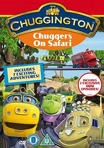 Chuggington Chuggers On Safari [Edizione: Regno Unito] [Edizione: Regno Unito]