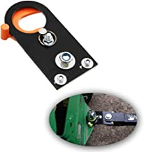 Hydraker YTF-01PH Lawn and Garden Pintle Hitch