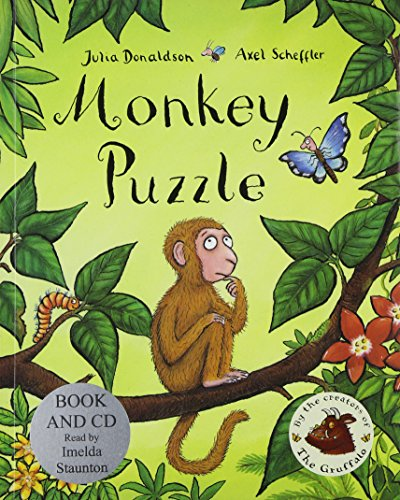 Monkey Puzzle Book and CD Pack (Book & CD)の詳細を見る