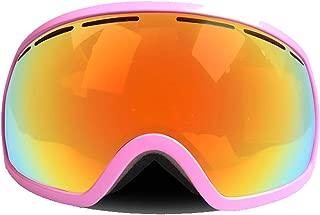 Aooaz Double Anti Fog Ski Goggles Windproof Goggles Warm Breathable Ski Glasses