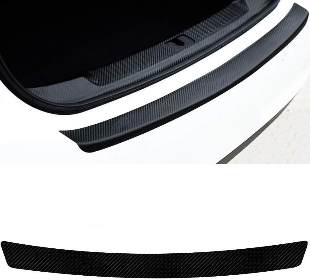 WANGXI Car Rear Bumper Protector Sticker Trunk SEAL limited product G Award Scuff Sill Tail
