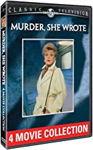 Murder, She Wrote: 4 Movie Collection - 2 DVD Set