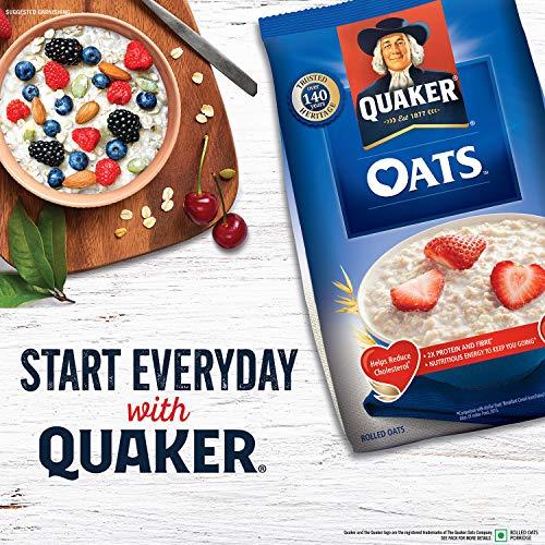 Quaker Oats Pouch, 2 kg 4
