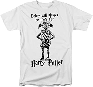 Harry Potter Dobby Will Always Be There T Shirt & Exclusive Stickers