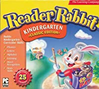 Reader Rabbit Kindergarten Classic Edition (輸入版)