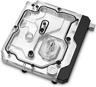 EKWB EK-Quantum Momentum ROG Crosshair VIII Hero D-RGB Plexi - Bloque CPU