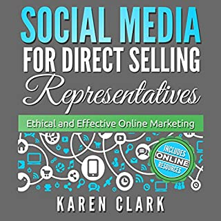 Social Media for Direct Selling Representatives cover art