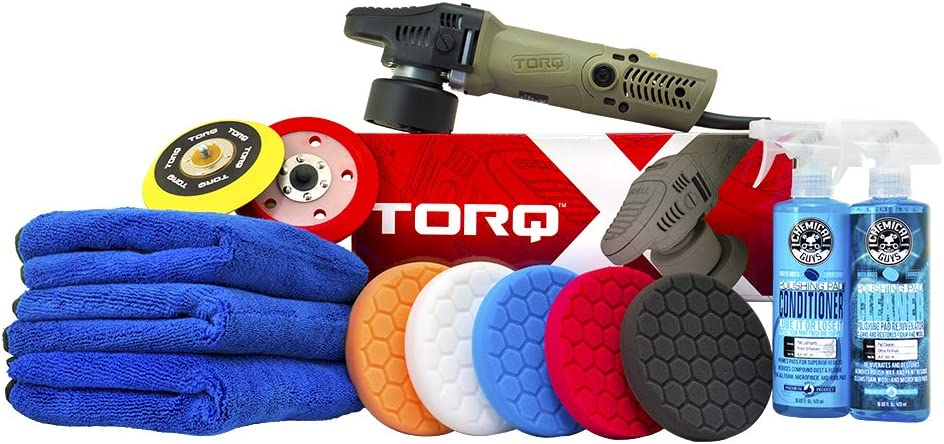 Chemical Guys TORQX Complete Detailing - Wholesale Kit Items Genuine Free Shipping 13