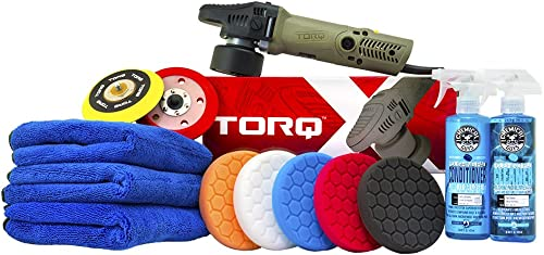 Chemical Guys TORQX Complete Detailing Kit - 13 Items