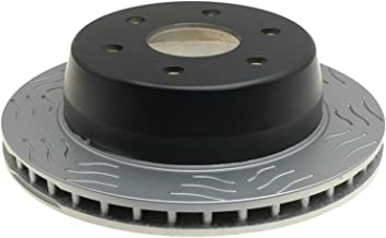 ACDelco 18A1412SD Specialty Performance Rear Disc Brake Rotor Assembly for Severe Duty