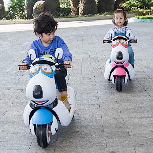 Elektrisches Motorrad Für Kinder Lotee Bild 3*
