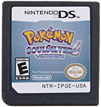 New Pokemon Soul Silver Version Game Card for NDS 3DS DSI DS