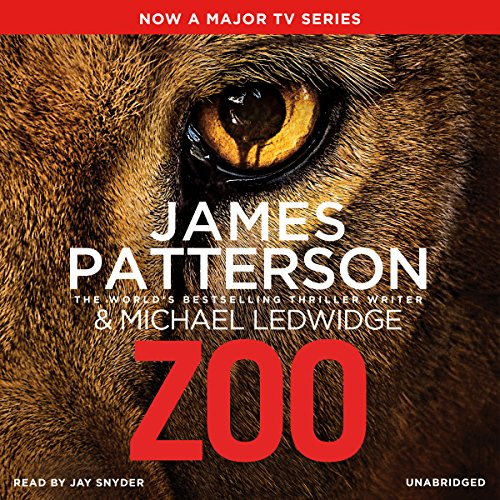 Zoo audiobook cover art