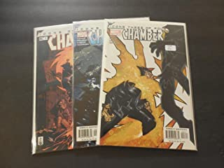 3 Iss Chamber #1-3 Of 4 Modern Age Marvel Comics