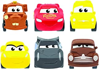 Mash'Ems - Cars 4 Pack (4 Blind Capsules Per Order) Squishy Collectible Toy