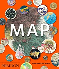 Image of Map: Exploring The World. Brand catalog list of Phaidon Press.