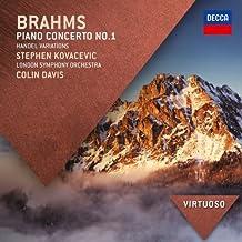Virtuoso: Piano Concerto No.1 Handel Variat by KOVACEVICH / LONDON SYM ORCH / DAVIS (2013-05-07)