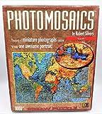 Robert Silvers Photomosaics 1000 Piece Jigsaw Puzzle - Earth