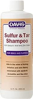 Davis Sulfur Tar Shampoo for Pets, 12 oz