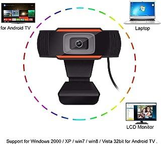 Anonyme USB 2.0 HD Webcam 720P Drive Free Autofocus Video Recording Web Camera 720P